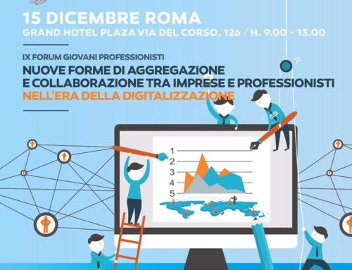 IX Forum Unione Giovani Dottori Commercialisti